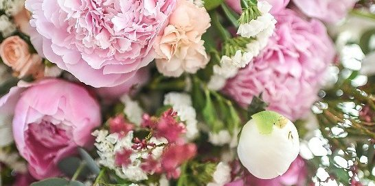 DIY Bridal Bouquet with Chantall Marshall + Kadou Floral Design